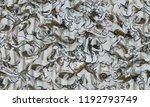 modern pattern with crowd of... | Shutterstock . vector #1192793749