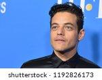 los angeles   aug 09   rami... | Shutterstock . vector #1192826173