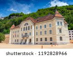 old building of parliament in... | Shutterstock . vector #1192828966