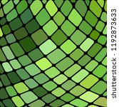 abstract vector stained glass... | Shutterstock .eps vector #1192873633