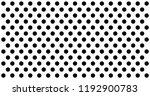 vintage polka dots  pattern ...   Shutterstock .eps vector #1192900783