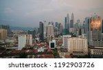 kuala lumpur  malaysia  ...   Shutterstock . vector #1192903726
