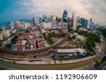 kuala lumpur  malaysia  ...   Shutterstock . vector #1192906609