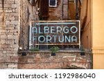 perugia  italy  may 13  2013 ... | Shutterstock . vector #1192986040