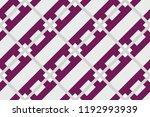 seamless pattern. blue and...