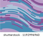 abstract pattern with wave... | Shutterstock .eps vector #1192996960