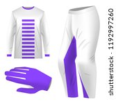 templates jersey for mountain... | Shutterstock .eps vector #1192997260