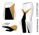 templates jersey for mountain... | Shutterstock .eps vector #1192997269