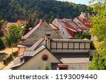 beautiful view of colorful tile ... | Shutterstock . vector #1193009440