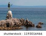 opatija  croatia   august 26 ...   Shutterstock . vector #1193016466