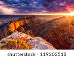North Rim Grand Canyon Cape...