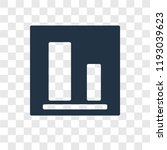 vertical alignment vector icon...