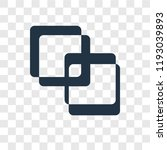 join vector icon isolated on... | Shutterstock .eps vector #1193039893