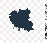 poland map vector icon isolated ...   Shutterstock .eps vector #1193051836