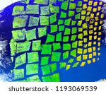 abstract texture. oil  acrylic... | Shutterstock . vector #1193069539