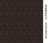 brown textured background with... | Shutterstock . vector #119308846