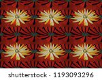 background floral design for...   Shutterstock . vector #1193093296