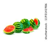 fresh  nutritious and tasty... | Shutterstock .eps vector #1193141986