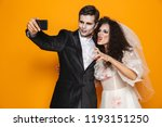 photo of creepy zombie couple... | Shutterstock . vector #1193151250