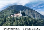 View Of Monserrate Church In...