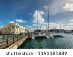 bridgetown  barbados   december ... | Shutterstock . vector #1193181889