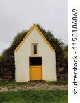 village of traditional... | Shutterstock . vector #1193186869