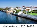 spain  catalonia  costa brava ... | Shutterstock . vector #1193194126