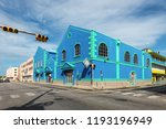 bridgetown  barbados   december ... | Shutterstock . vector #1193196949