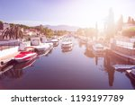 spain  catalonia  costa brava ... | Shutterstock . vector #1193197789