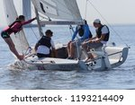st. petersburg  russia   august ... | Shutterstock . vector #1193214409