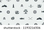 vector seamless background on a ...   Shutterstock .eps vector #1193216506