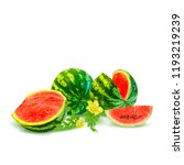 fresh  nutritious and tasty... | Shutterstock .eps vector #1193219239
