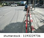 bangkok  thailand  october 2... | Shutterstock . vector #1193229736