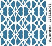 seamless islamic lattice... | Shutterstock .eps vector #1193236036