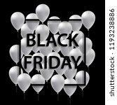 vector illustration of black... | Shutterstock .eps vector #1193238886