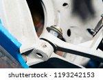 boat racing steering part in...   Shutterstock . vector #1193242153