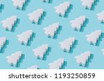 pattern composition of white... | Shutterstock . vector #1193250859