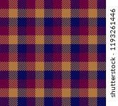 tartan plaid pattern in red ... | Shutterstock . vector #1193261446