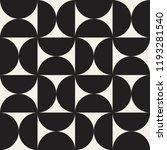 vector seamless pattern. modern ...   Shutterstock .eps vector #1193281540