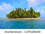 Paradise   Beach On Small Island