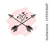vector  clip art  hand drawn....   Shutterstock .eps vector #1193314669