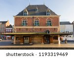 historic public weigh house at... | Shutterstock . vector #1193319469