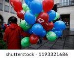 brussels  belgium. 2nd oct.... | Shutterstock . vector #1193321686