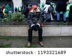 brussels  belgium. 2nd oct.... | Shutterstock . vector #1193321689