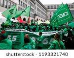 brussels  belgium. 2nd oct.... | Shutterstock . vector #1193321740