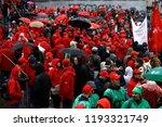 brussels  belgium. 2nd oct.... | Shutterstock . vector #1193321749