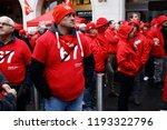 brussels  belgium. 2nd oct.... | Shutterstock . vector #1193322796