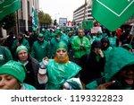 brussels  belgium. 2nd oct.... | Shutterstock . vector #1193322823