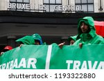 brussels  belgium. 2nd oct.... | Shutterstock . vector #1193322880