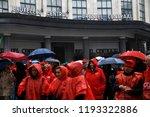 brussels  belgium. 2nd oct.... | Shutterstock . vector #1193322886